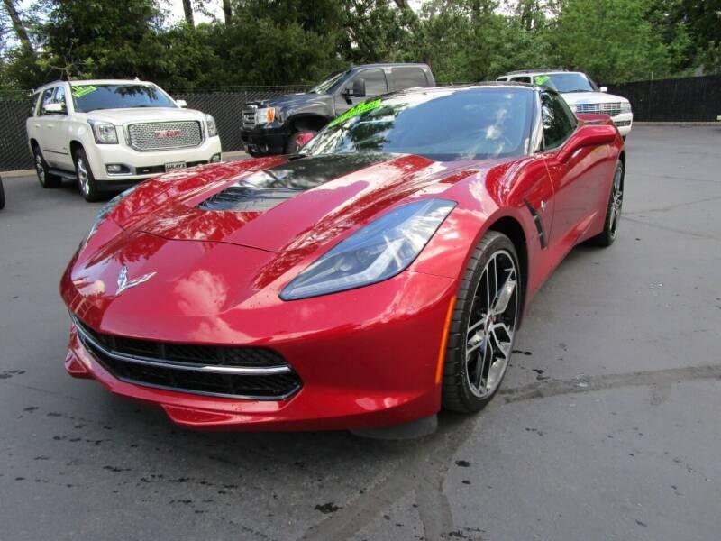 2015 Chevrolet Corvette for sale in Salem, OR