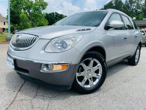 2010 Buick Enclave for sale at Classic Luxury Motors in Buford GA