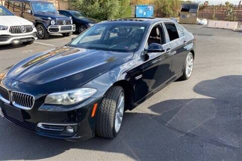 2014 BMW 5 Series for sale at Boktor Motors in North Hollywood CA