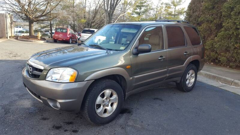 2002 Mazda Tribute for sale at Economy Auto Sales in Dumfries VA