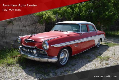 1955 Dodge DE SOTO for sale at American Auto Center in Austin TX