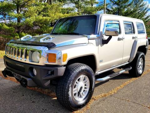 2006 HUMMER H3 for sale at Finish Line Auto Sales Inc. in Lapeer MI