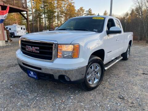 2011 GMC Sierra 1500 for sale at Hornes Auto Sales LLC in Epping NH