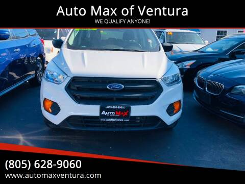 2017 Ford Escape for sale at Auto Max of Ventura in Ventura CA