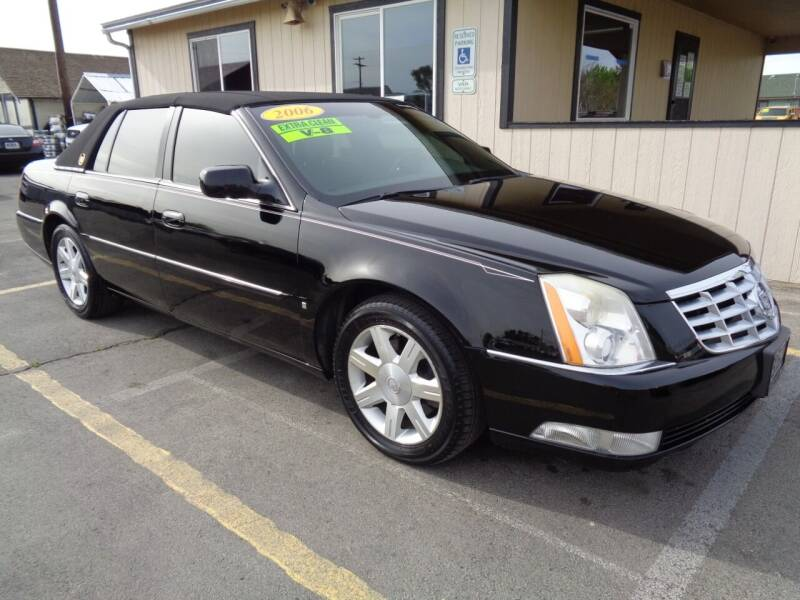 2006 Cadillac DTS for sale at BBL Auto Sales in Yakima WA