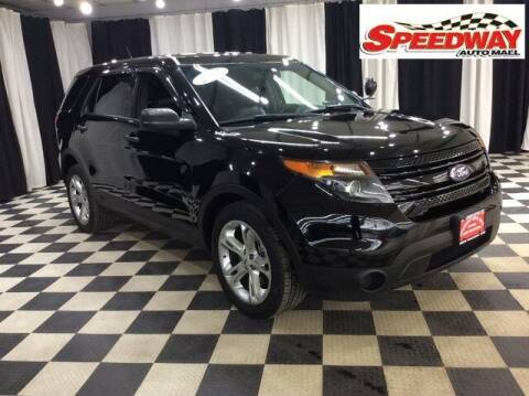 2015 Ford Explorer for sale at SPEEDWAY AUTO MALL INC in Machesney Park IL