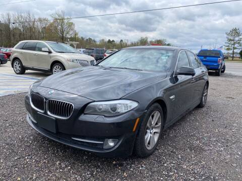 2012 BMW 5 Series for sale at Complete Auto Credit in Moyock NC