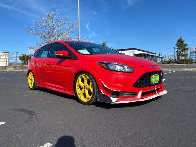 2013 Ford Focus for sale at Sunset Auto Wholesale in Tacoma WA
