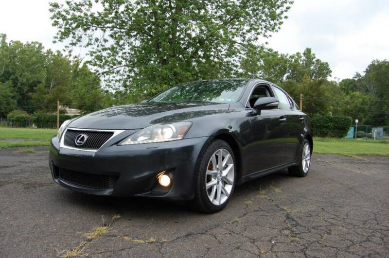 2011 Lexus IS 350 for sale at New Hope Auto Sales in New Hope PA