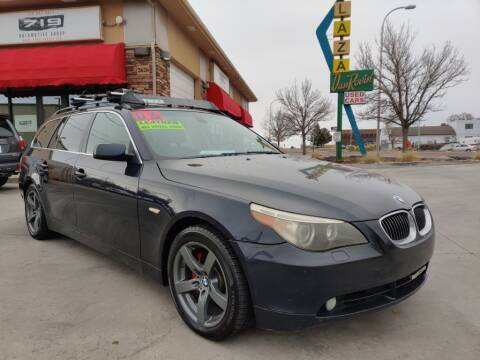 2006 BMW 5 Series for sale at 719 Automotive Group in Colorado Springs CO