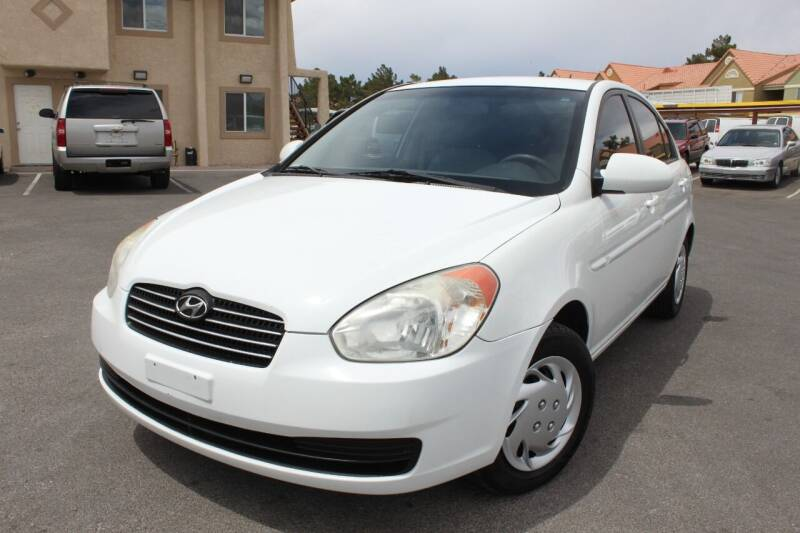2009 Hyundai Accent for sale at Best Auto Buy in Las Vegas NV