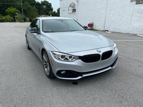 2014 BMW 4 Series for sale at Consumer Auto Credit in Tampa FL
