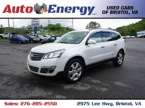 2016 Chevrolet Traverse for sale at Auto Energy-Bristol in Bristol VA
