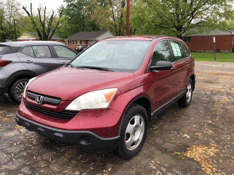 2009 Honda CR-V for sale at Neals Auto Sales in Louisville KY