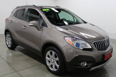 2014 Buick Encore for sale at Bob Clapper Automotive, Inc in Janesville WI