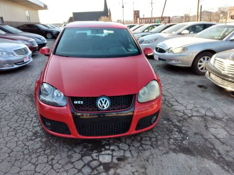 2008 Volkswagen GTI for sale at Six Brothers Auto Sales in Youngstown OH