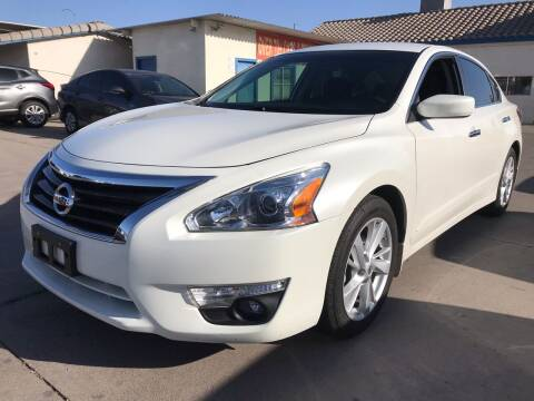 2015 Nissan Altima for sale at Town and Country Motors in Mesa AZ