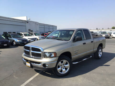 2005 Dodge Ram Pickup 1500 for sale at My Three Sons Auto Sales in Sacramento CA