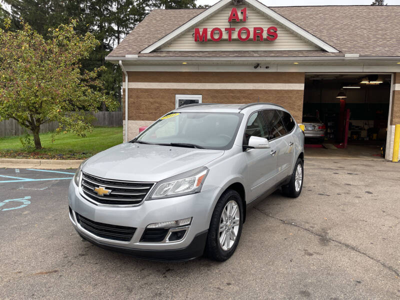 2014 Chevrolet Traverse for sale at A 1 Motors in Monroe MI
