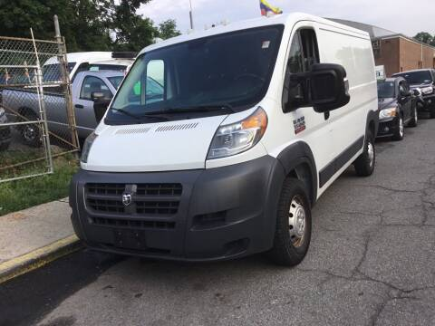 2015 RAM ProMaster Cargo for sale at Drive Deleon in Yonkers NY