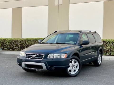 2006 Volvo XC70 for sale at Carfornia in San Jose CA