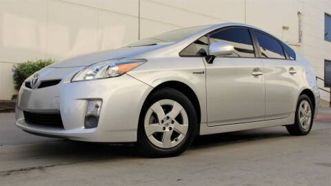 2011 Toyota Prius for sale at New City Auto - Retail Inventory in South El Monte CA