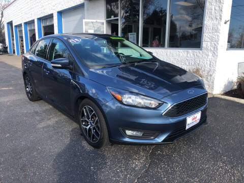 2018 Ford Focus for sale at Budget Auto in Appleton WI
