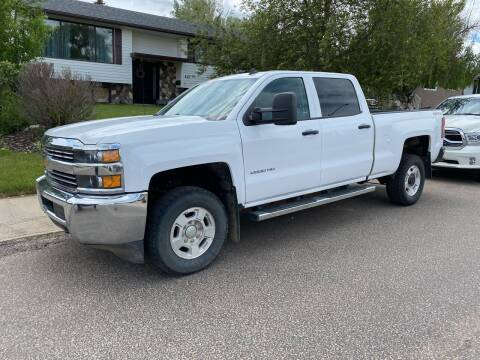 2015 Chevrolet Silverado 2500HD for sale at Truck Buyers in Magrath AB