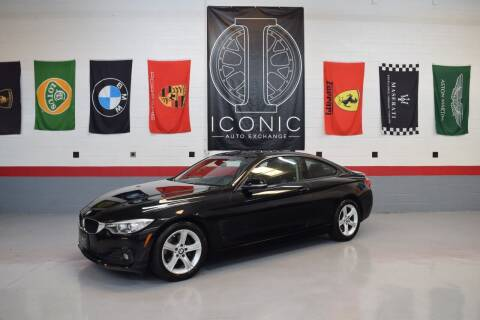 2014 BMW 4 Series for sale at Iconic Auto Exchange in Concord NC