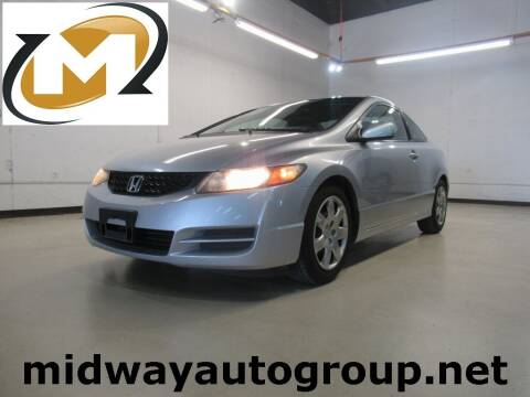 2011 Honda Civic for sale at Midway Auto Group in Addison TX