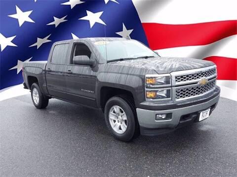 2015 Chevrolet Silverado 1500 for sale at Gentilini Motors in Woodbine NJ