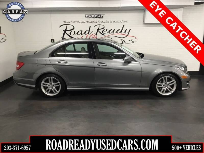 2013 Mercedes-Benz C-Class for sale at Road Ready Used Cars in Ansonia CT