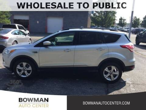 2013 Ford Escape for sale at Bowman Auto Center in Clarkston MI