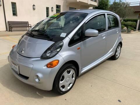2012 Mitsubishi i-MiEV for sale at Select Auto Wholesales in Glendora CA