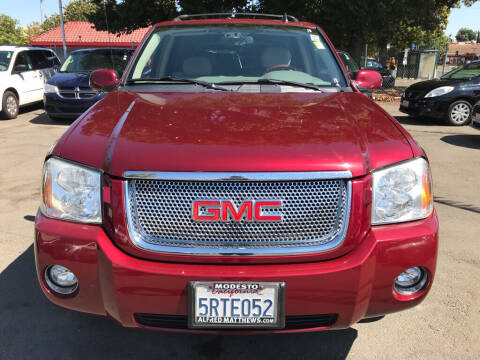2006 GMC Envoy for sale at EXPRESS CREDIT MOTORS in San Jose CA