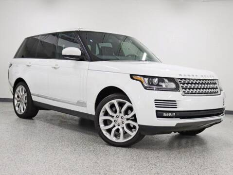 2014 Land Rover Range Rover for sale at Vanderhall of Hickory Hills in Hickory Hills IL