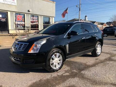 2014 Cadillac SRX for sale at Bagwell Motors in Lowell AR