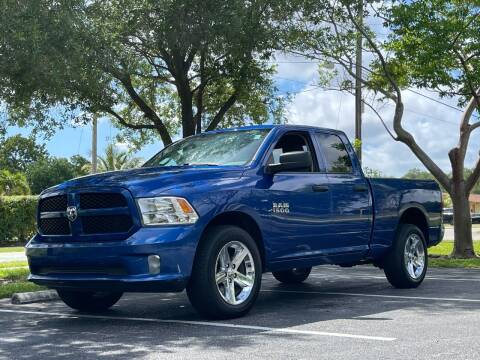 2017 RAM Ram Pickup 1500 for sale at Auto Direct of South Broward in Miramar FL
