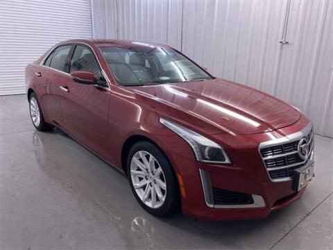 2014 Cadillac CTS for sale at JOE BULLARD USED CARS in Mobile AL