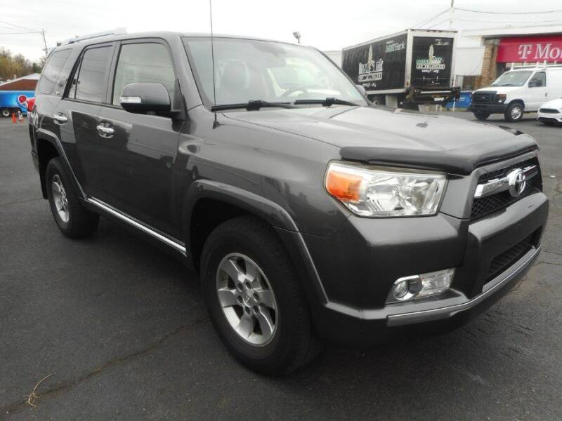 2012 Toyota 4Runner for sale at Integrity Auto Group in Langhorne PA