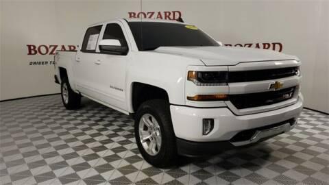 2018 Chevrolet Silverado 1500 for sale at BOZARD FORD in Saint Augustine FL