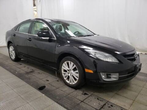 2009 Mazda MAZDA6 for sale at NORTH CHICAGO MOTORS INC in North Chicago IL