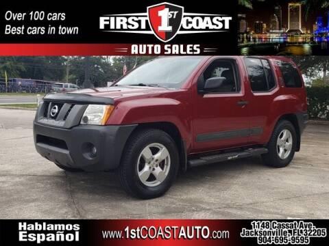 2006 Nissan Xterra for sale at 1st Coast Auto -Cassat Avenue in Jacksonville FL