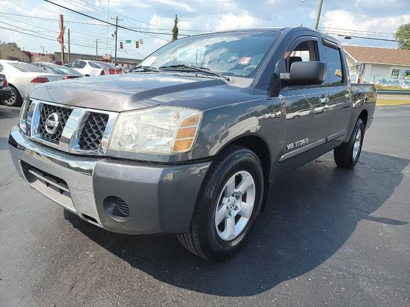 2006 Nissan Titan for sale at Rucker's Auto Sales Inc. in Nashville TN