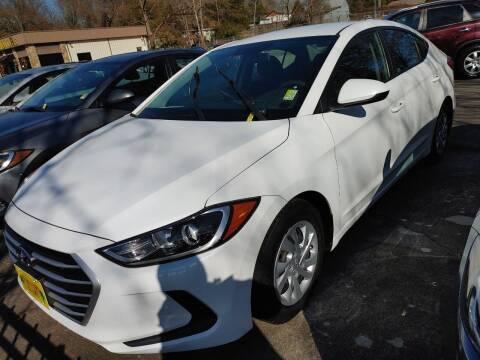 2018 Hyundai Elantra for sale at TR Motors in Opelika AL