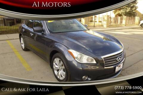 2011 Infiniti M37 for sale at A1 Motors Inc in Chicago IL