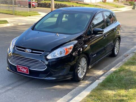 2013 Ford C-MAX Hybrid for sale at Apex Motors Inc. in Tacoma WA