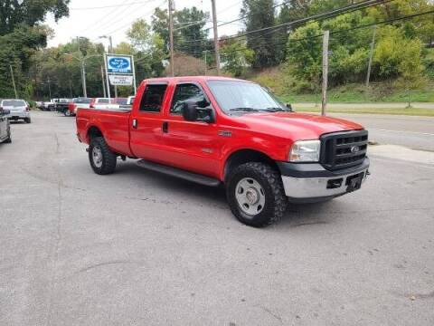 2007 Ford F-350 Super Duty for sale at North Knox Auto LLC in Knoxville TN