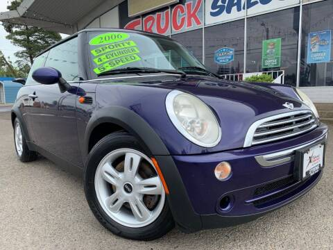 2006 MINI Cooper for sale at Xtreme Truck Sales in Woodburn OR