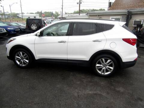 2014 Hyundai Santa Fe Sport for sale at American Auto Group Now in Maple Shade NJ
